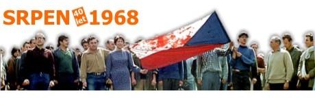 Srpen 1968 - čtyřicet let od okupace
