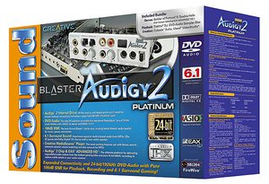 Audigy 2 Platinum