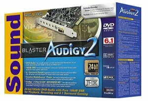 "Audigy 2 ""Player"""