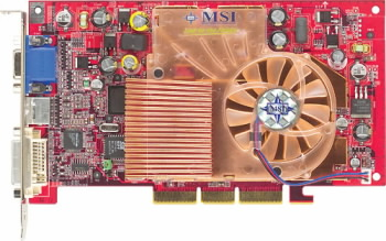 GeForce4 Ti4200-8X