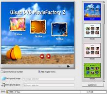 Ulead DVD MovieFactory 2