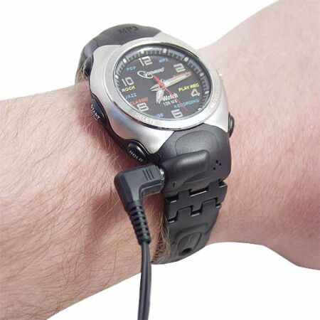 MP3 Watch (www.boysstuff.co.uk)