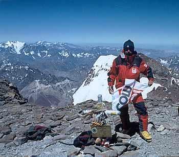 Miroslav Caban Horolezec z Mt Everestu zveejnil prvn fotky iDNEScz