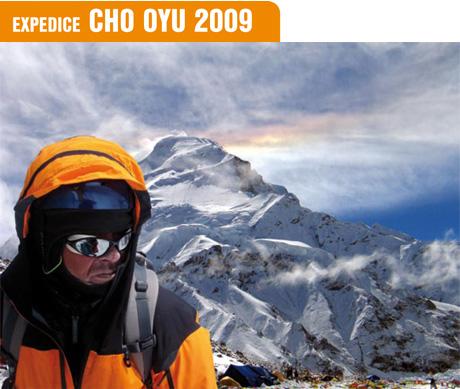Všechny články k Expedici Cho Oyu 2009