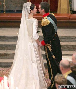 dánsko sňatek
