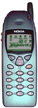 Nokia 6110 verze Win CE - made by Tangero laboratories