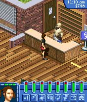 Screenshot SIMS (Nokia N-Gage)