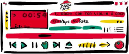Skin Pizza Hut