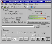 Total Recorder 4.1