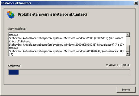 Windows Update 5