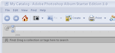 Photoshop Album 3.0 Starter Edition