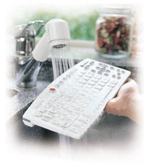 iCEBOX FlipScreen - Keyboard