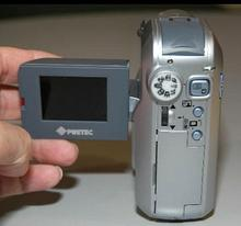 Pretec DV-4200 - foto © steves-digicams.com