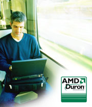 Mobile AMD CPUs
