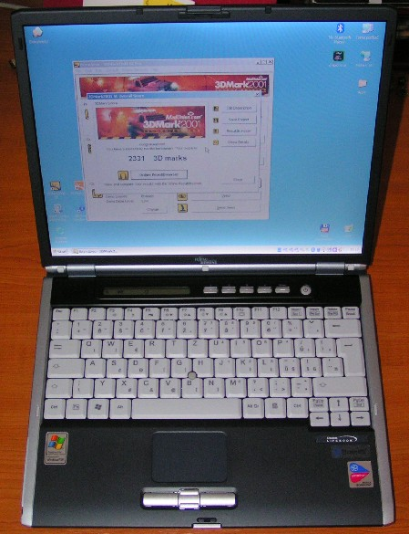 Fujitsu Siemens Computers Lifebook S7010 Supreme Edition