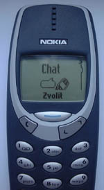 Nokia 3310 - chat