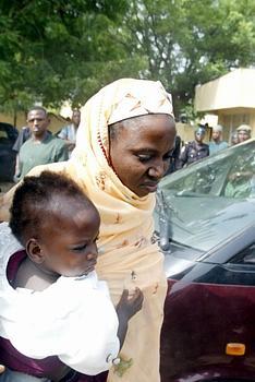 Cukrová máma z Nigérie