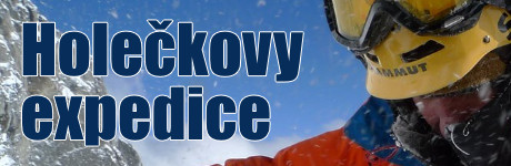 Holečkovy expedice na Lidovky.cz