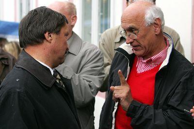 František Maryška se s Dannym Douhlasem setkali v roce 2005. Měli si co vysvětlovat.