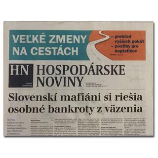 Hospodárske noviny sk