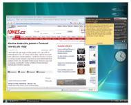iDNES.cz Windows Vista gadget