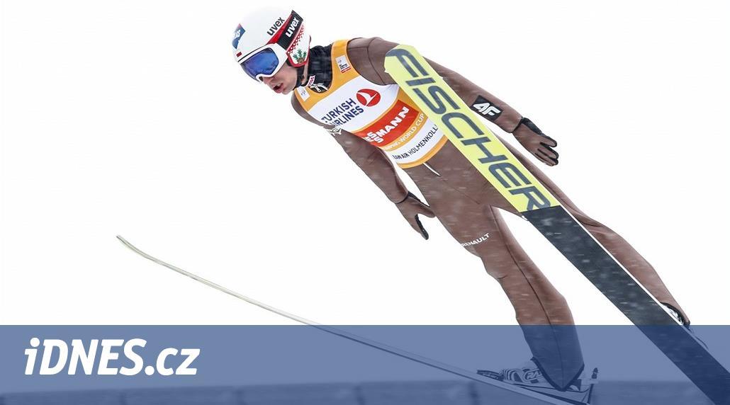 Koudelka skončil v Lillehammeru poslední, po prvním kole vede Stoch