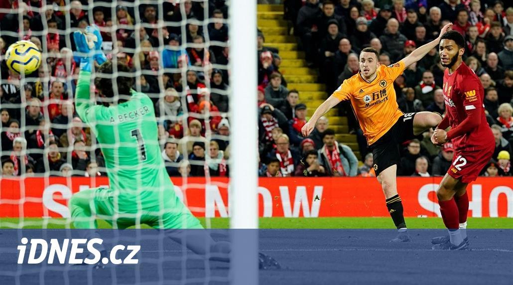 Zvítězí zase Liverpool? Anglický suverén hraje ve Wolverhamptonu