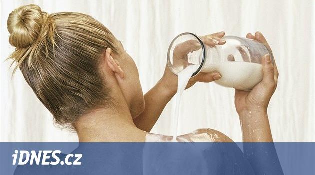 Mléko jako balzám na tělo i duši. Jaké vybrat a jak ho použít